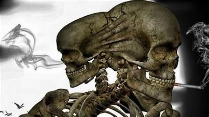 Skeleton Wallpapers Dark Background Computer Backgrounds Desktop