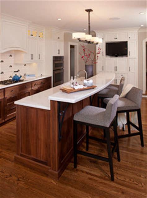 minneapolis kitchen designer white and walnut kitchen transitional kitchen 4145