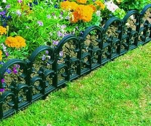 Bordure De Jardin Metal : bordures de jardin id es comment am nager vos all es et ~ Dailycaller-alerts.com Idées de Décoration