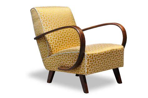 Poltrona Design Anni 20 : Poltrone Anni '30 Art Deco In Faggio Curvato