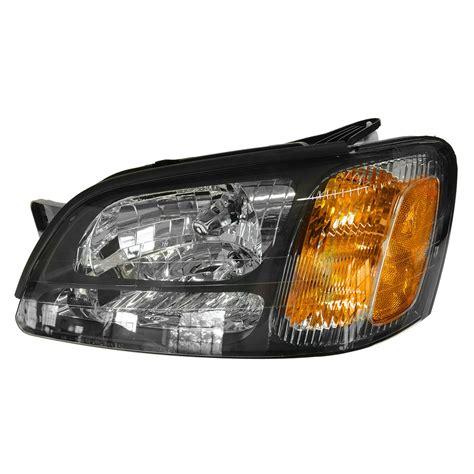 headlight headl driver side left lh for subaru legacy