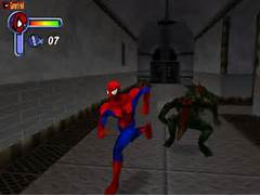 The 2001 Spiderman game was the stuff. I'm glad I chose this over ...