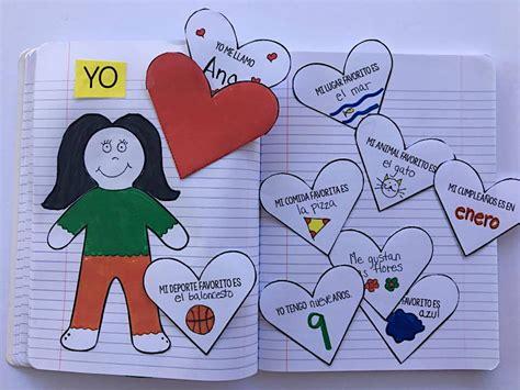 Cuadernos Interactivos En La Clase De Ele Para Niños