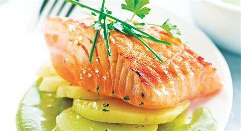 cuisiner saumon surgelé recette rapide et facile pavé de saumon grillé à l