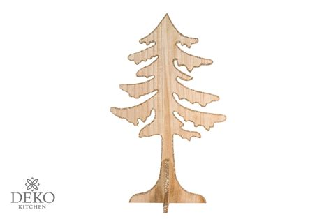 Tannenbaum Holz Groß by Deko Tannenbaum Beglittert Gro 223 Deko Kitchen Shop