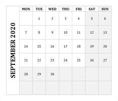 september  calendar images   calendar