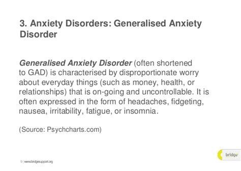 What Are The Types Of Common Mental Illnesses And Disorders?