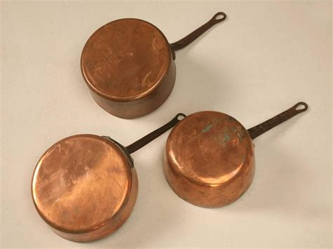 antique copper pots and pans for sale at 1stdibs