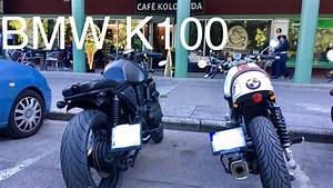 Bmw K 100 Cafe Racer : cafe racer bmw k100 1988 2016 part1 youtube ~ Jslefanu.com Haus und Dekorationen