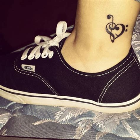 adorable ankle tattoo designs  express  femininity