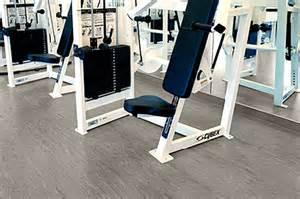 mondo ramflex weight resistant rubber floor designed to