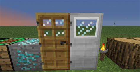 minecraft iron door tremendous minecraft wood door cherry wood door minecraft