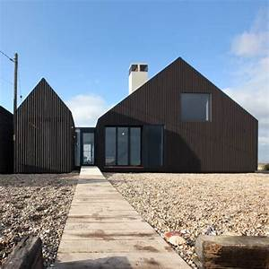 Architecture: Shingle House in Dungeness, Kent, UK by NORD ...