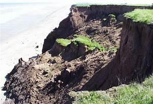 Landslides and coastal erosion at Aldbrough