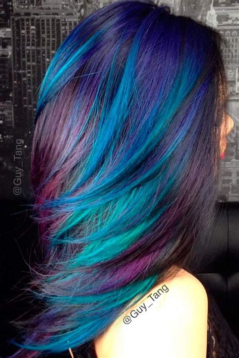 Best 25 Blue Hair Colors Ideas Only On Pinterest Blue