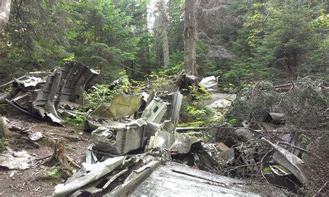 1943 Saint-donat Rcaf Liberator Iii Crash