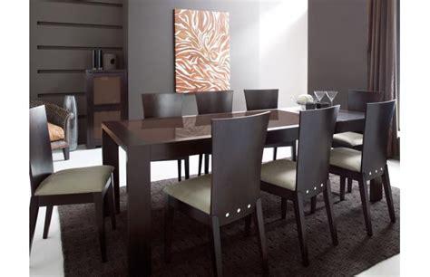 table salle a manger wenge maison design hosnya