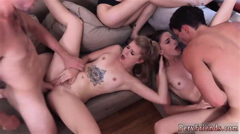 College Sex Party Hd And His First Orgy Time Dorm Party