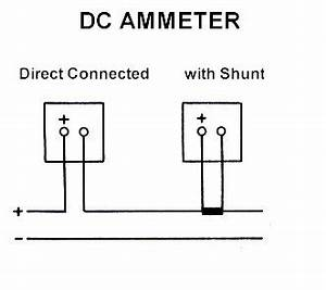 ammetervoltmetertransducer meters wire diagram With ammeter wiringjpg