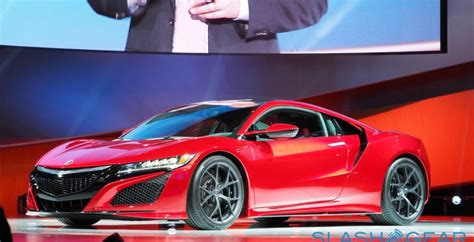 2016 acura nsx release date carsadrive