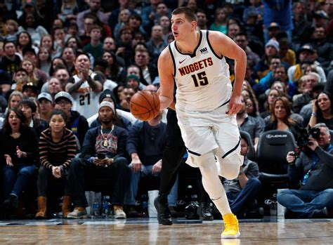 Discover more from the olympic channel, including video highlights, replays, news and facts about olympic athlete nikola jokic. Nikola Jokic's stellar play lifting Nuggets to new heights