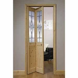 les portes interieures vitrees laissons les interieurs With porte de garage et porte d intérieur pliante