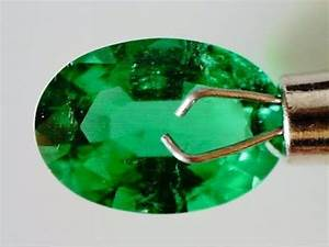 How to Buy & Check if your Emerald is a No Oil (None ...  Emerald