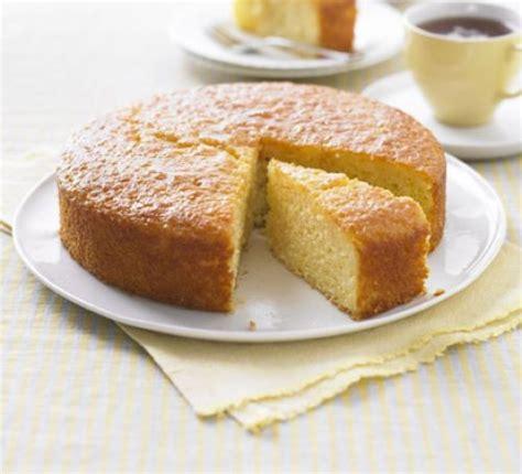 lighter lemon drizzle cake recipe bbc good food