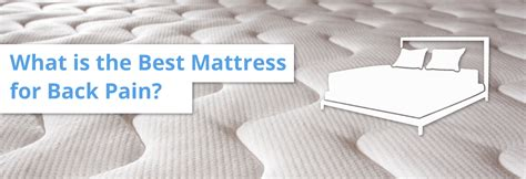 What Is The Best Mattress & Sleep Position For Back Pain