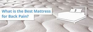 What is the best mattress sleep position for back pain for Best mattress for your back