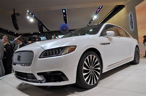 lincoln 2017 car 2017 lincoln continental preview video