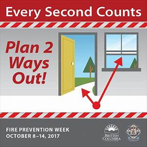 Fire Prevention Week - Province of British Columbia