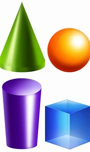 3D shapes PSD & icons - GraphicsFuel