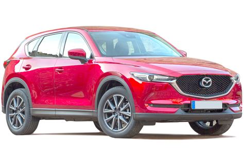 Mazda Cx-5 Suv Review