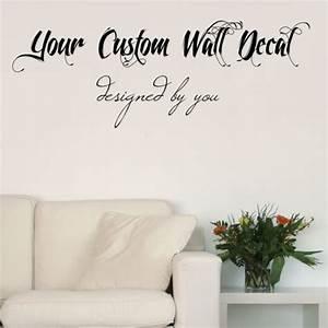 custom made wall murals peenmediacom With custom made wall decals ideas