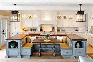 kitchen island plans with seating 21 genius kitchen designs you ll want to re create in your home