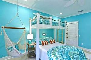 Awesome, Beach, Themed, Bedroom, Ideas