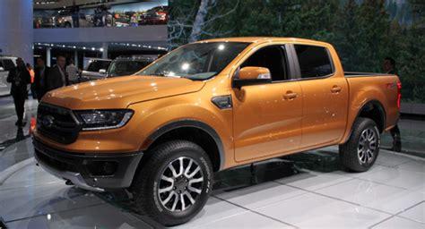 Ford Reveals 2019 Ranger
