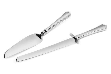 oneida julliard stainless steel cake server set  piece cutlery