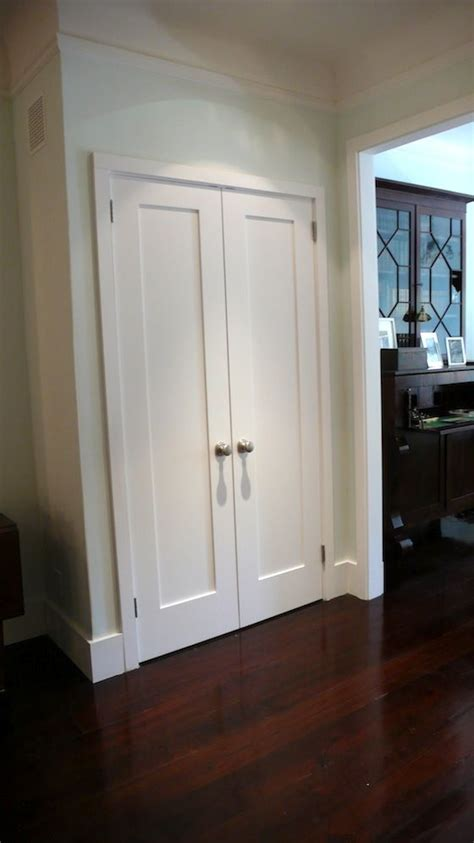 Shaker Style Closet Doors by These Shaker Doors Are Miscellaneous Interior