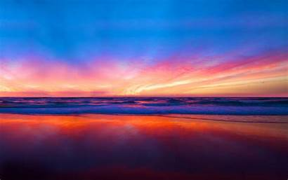 Sunset Background Wallpapers Wall