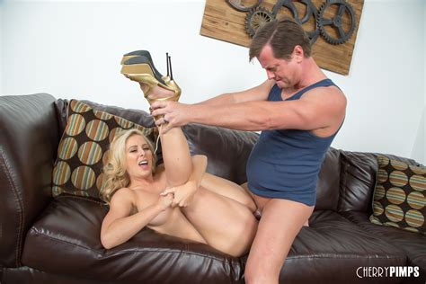 Hot Blonde Milf Needs Sex All Day Photos Cherie Deville