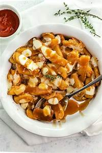 Poutine - The Cozy Cook