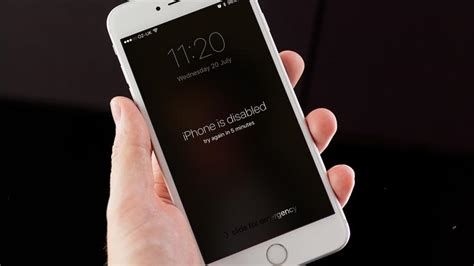 how to unlock a disabled iphone how to fix iphones is disabled error iphoneized