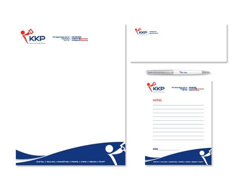 business stationery design kkp charlottetown
