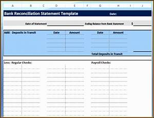Free Sample Invoice Template Excel 7 Excel Bank Statement Template Sampletemplatess