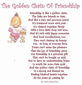 GALLERY FUNNY GAME: Friendship poem