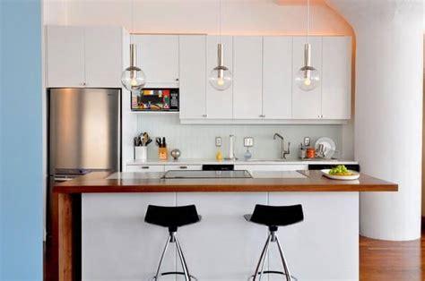 Ideas For Small Apartment Kitchens - cozinha americana pequena ideias fotos e dicas importantes arquidicas