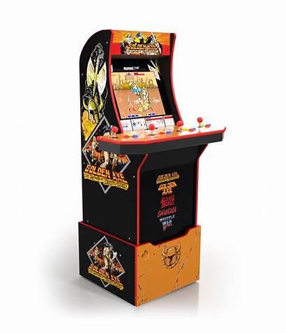 Axe Golden Arcade1up Arcade Cabinet Riser Plateforme