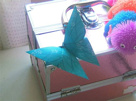 simple origami butterfly   fold  origami animal
